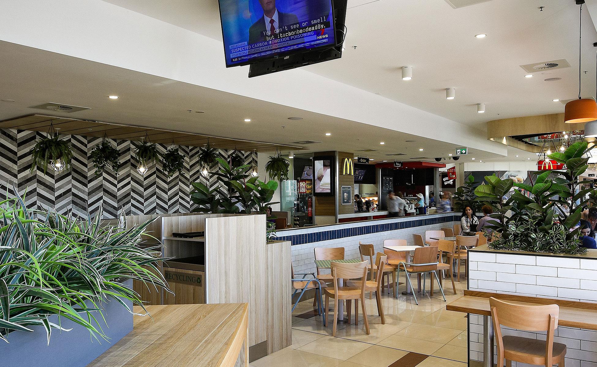 Australia Fair Food Court