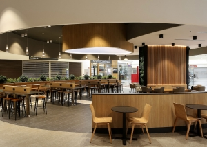 Sunnybank Hills Shopping Town Food Court Refurbishment