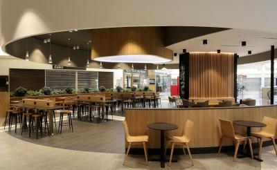 Sunnybank Hills Shopping Town Food Court Refurbishment