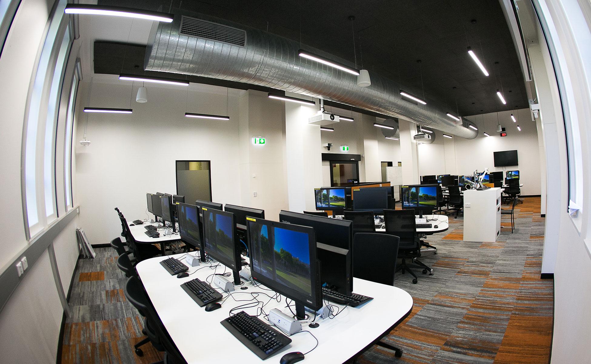 UQ Parnell Building Level 2 Refurbishment