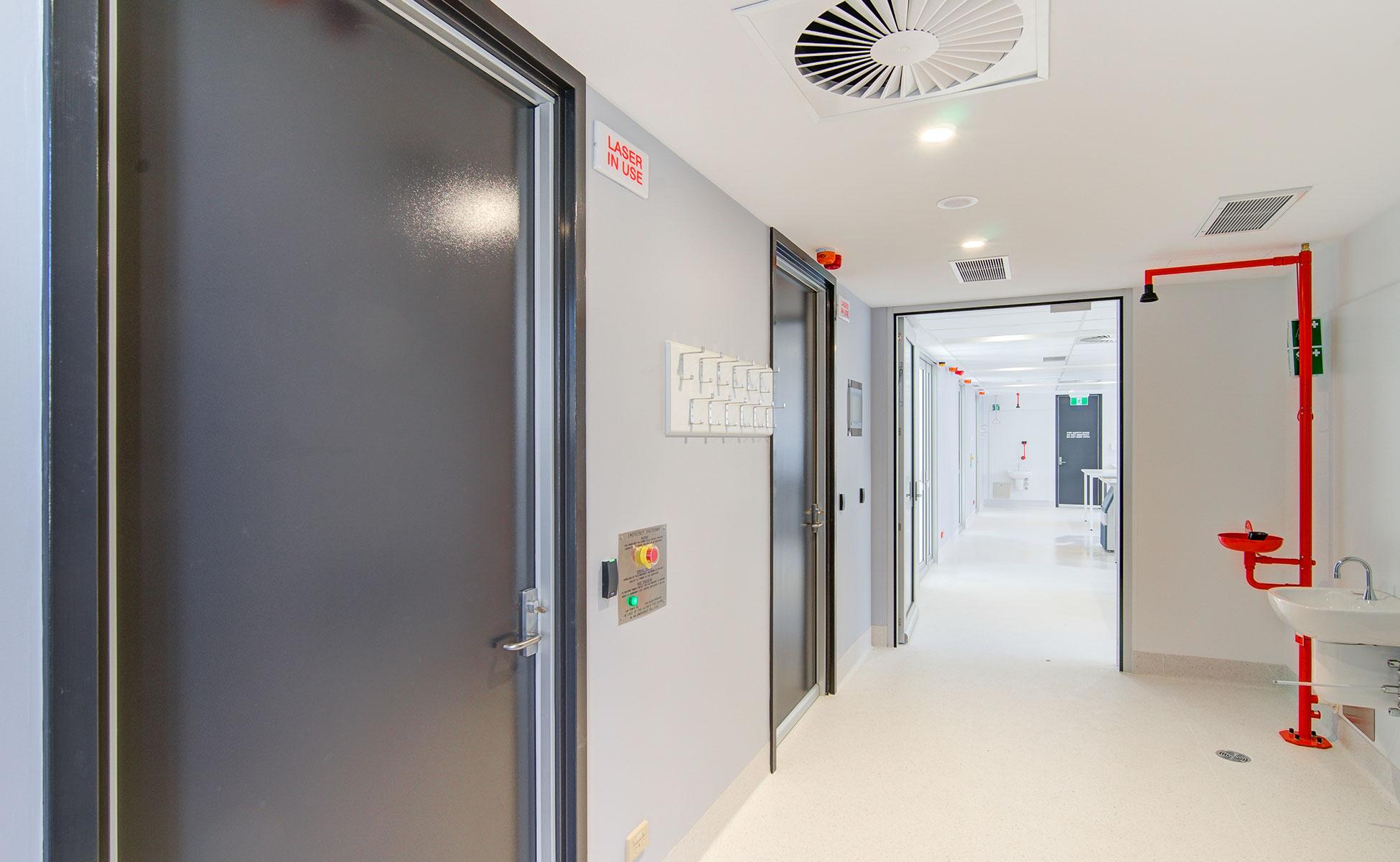 UQ Ritchie Building PC2 Laboratory